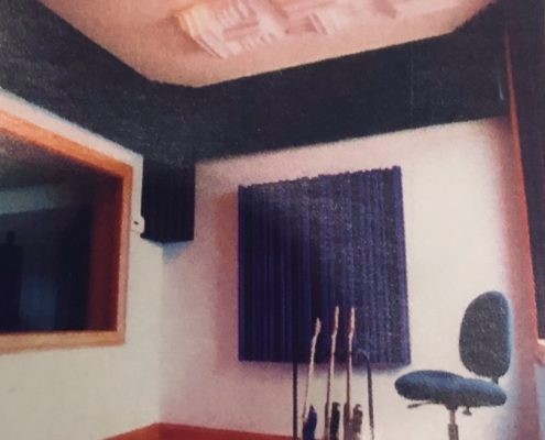 Acoustic Isolation Room